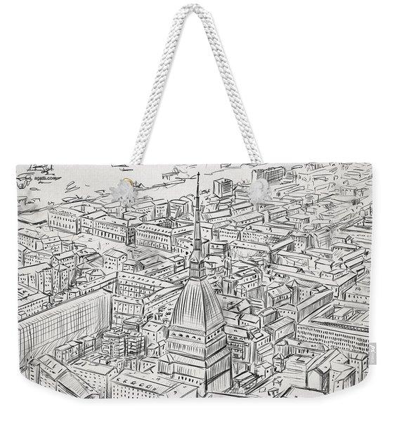 Panorama Matita Weekender Tote Bag