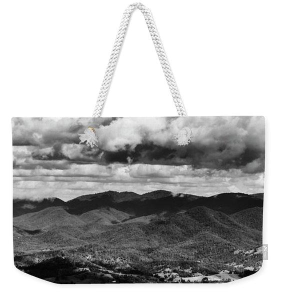Panorama Melodrama Weekender Tote Bag