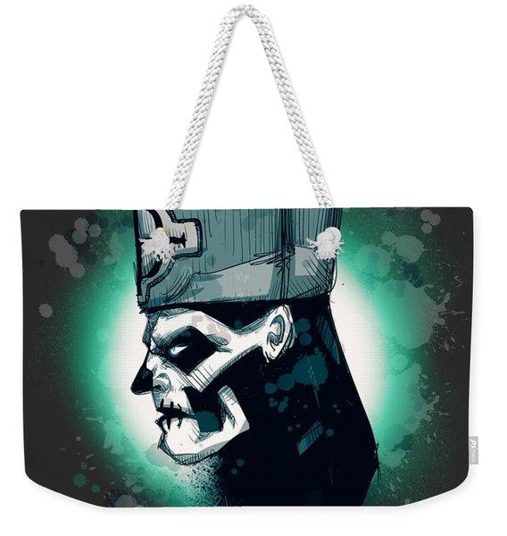Papa Weekender Tote Bag