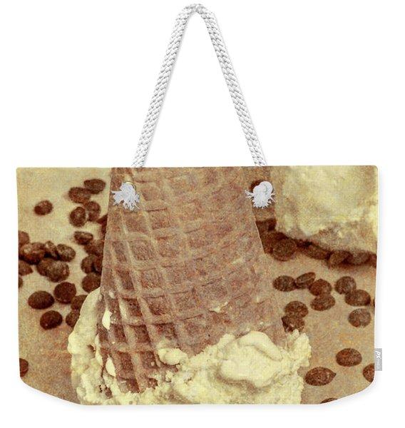 Parchment Parlor Weekender Tote Bag