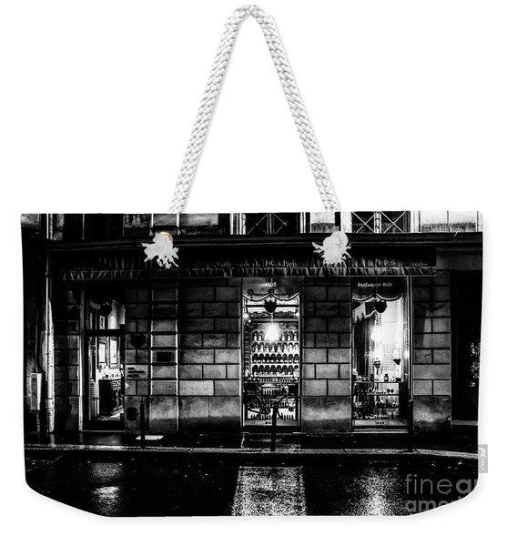 Paris At Night - Rue Bonaparte 2 Weekender Tote Bag