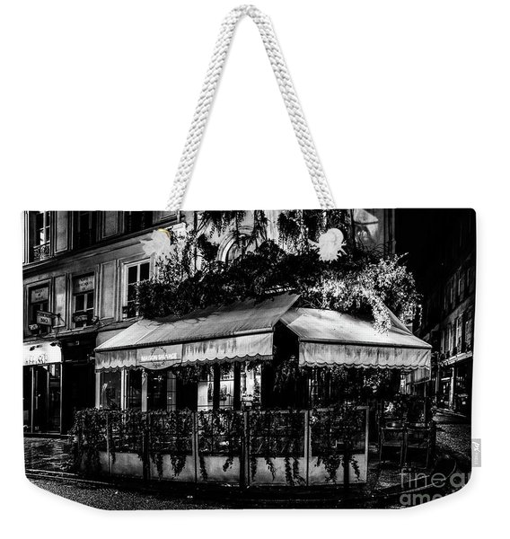 Paris At Night - Rue De Buci Weekender Tote Bag
