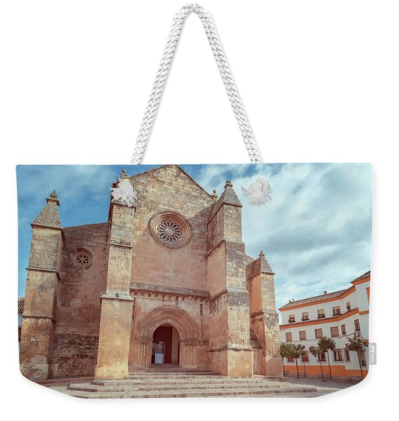 Parish Of Santa Marina Cordoba Spain II Weekender Tote Bag
