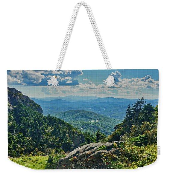 Parkway Overlook Weekender Tote Bag