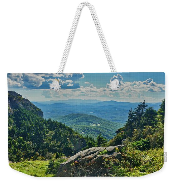Parkway Overlook Weekender Tote Bag