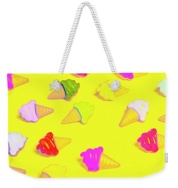 Parlor Patterns Weekender Tote Bag