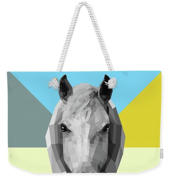 Party Horse Weekender Tote Bag