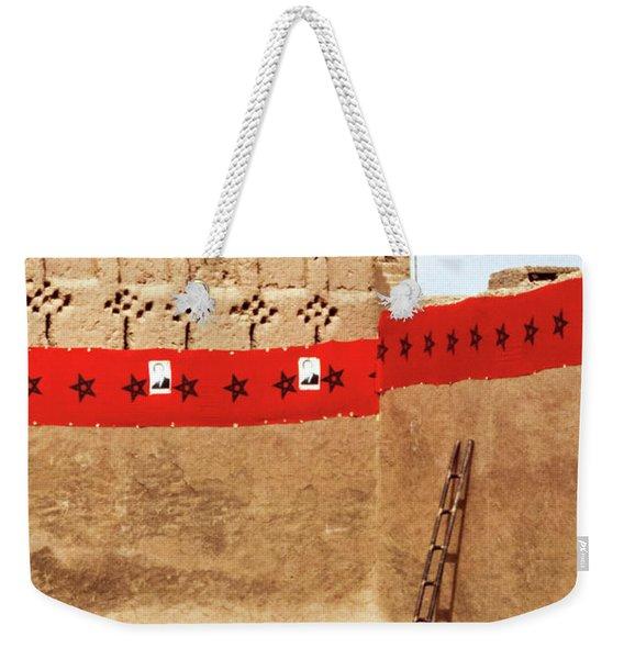 Party Preparations - The Sahara Weekender Tote Bag