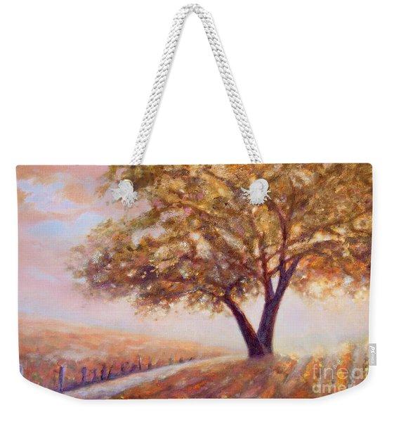 Paso Robles Oak Tree Weekender Tote Bag