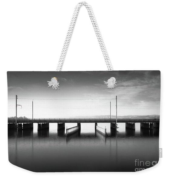 Passage Weekender Tote Bag