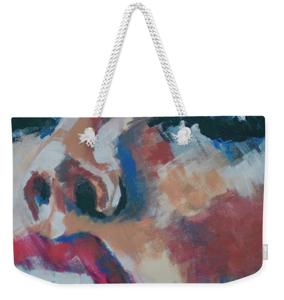 Passion, Pain Or Pleasure Weekender Tote Bag