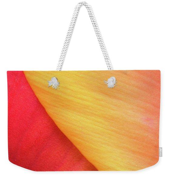 Pastel Curve  Weekender Tote Bag