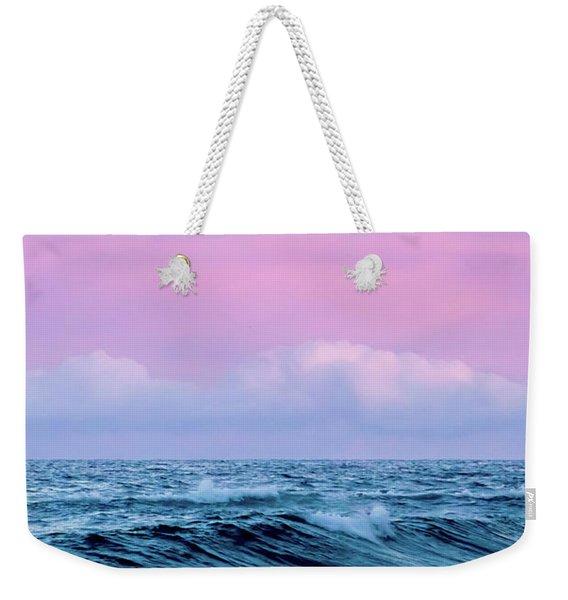 Pastel Summer  Weekender Tote Bag