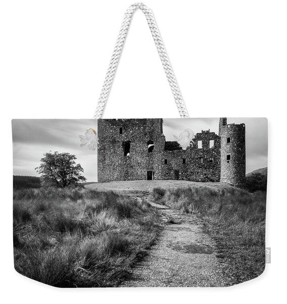 Path To Kilchurn Castle Weekender Tote Bag