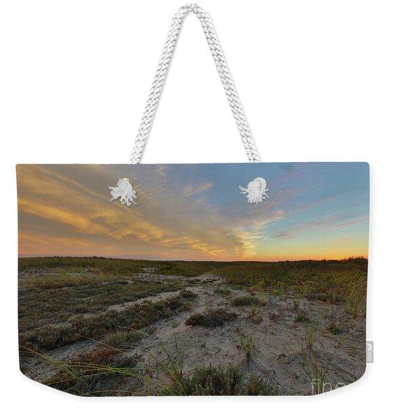 Paths In The Sky Weekender Tote Bag