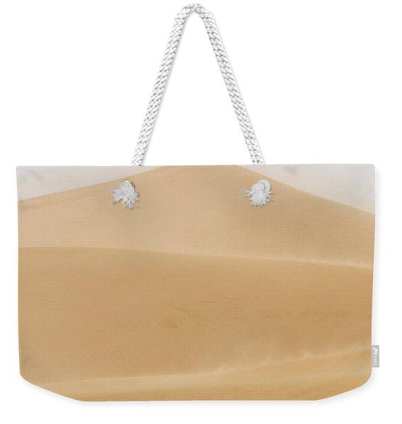 Patterned Desert Weekender Tote Bag