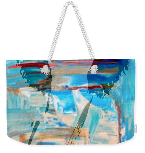 Patti Smith Weekender Tote Bag