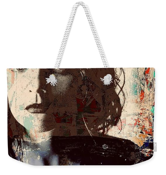 Patty Griffin Weekender Tote Bag