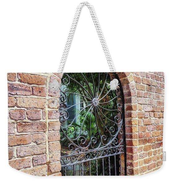 Peeking Allowed Weekender Tote Bag