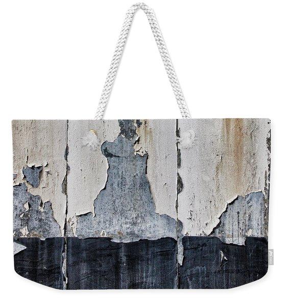 Peeling Paint And Shadows Weekender Tote Bag