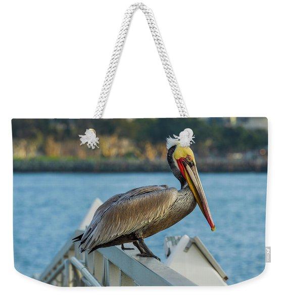 Peli-can Or Can't? Weekender Tote Bag