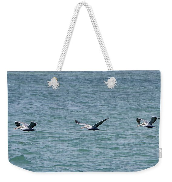 Pelican Flight Weekender Tote Bag