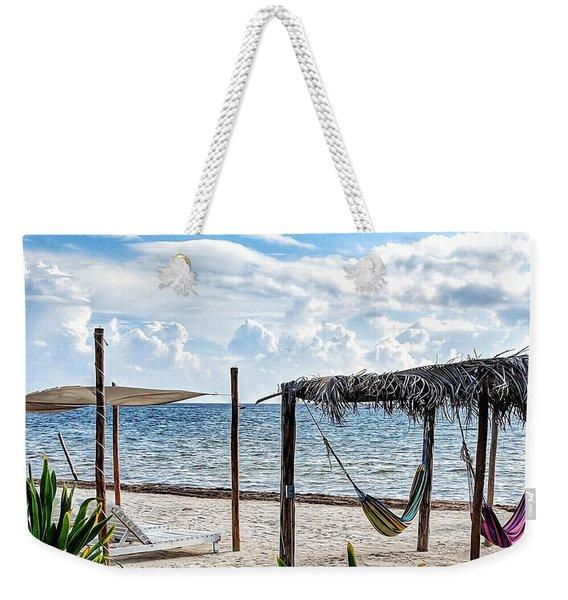 Perfect Getaway Weekender Tote Bag