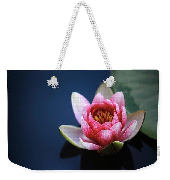 Perfect Lotus Weekender Tote Bag