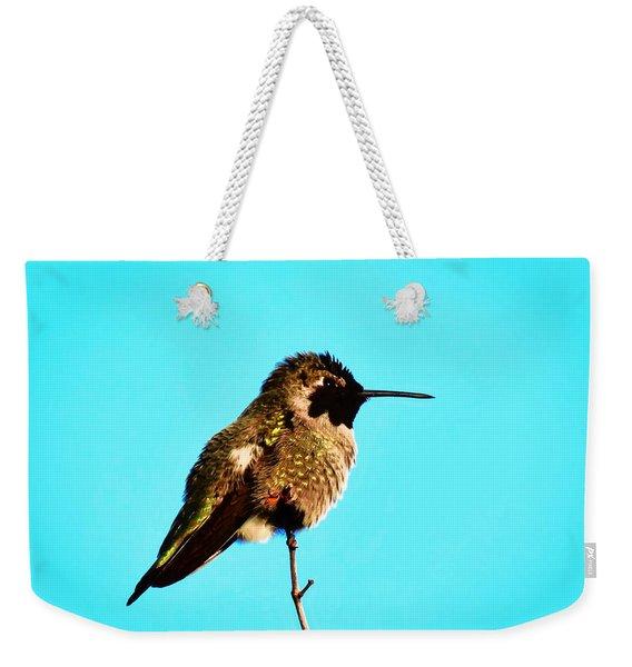 Perfect Posing Weekender Tote Bag