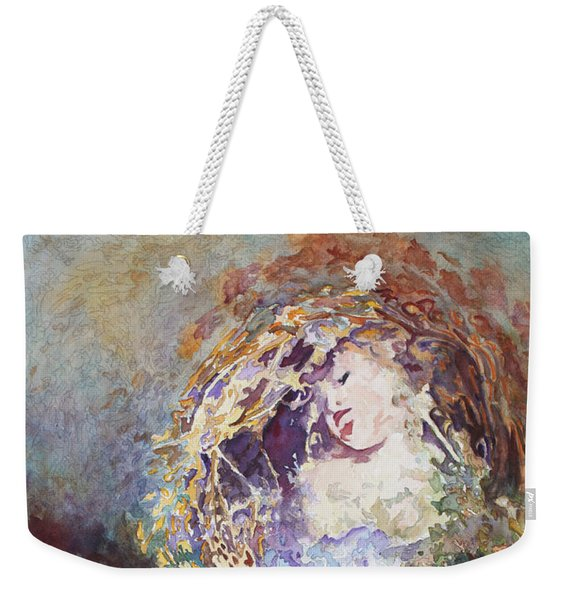 Perhaps Persephone? Weekender Tote Bag