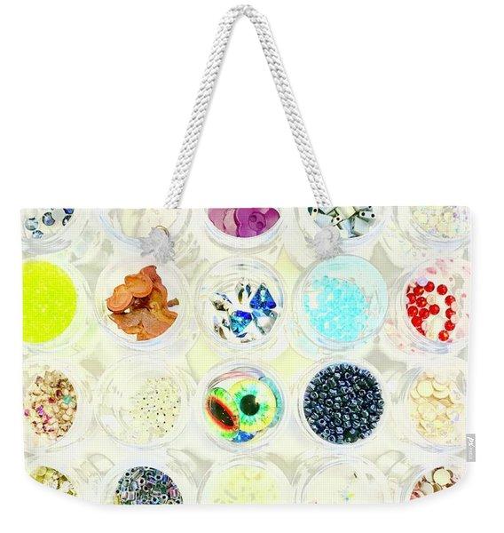 Perspective 2 Weekender Tote Bag