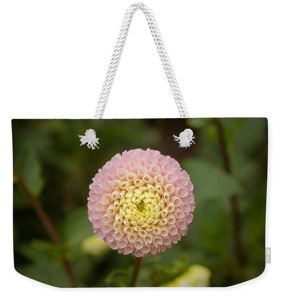 Petite Pink Weekender Tote Bag
