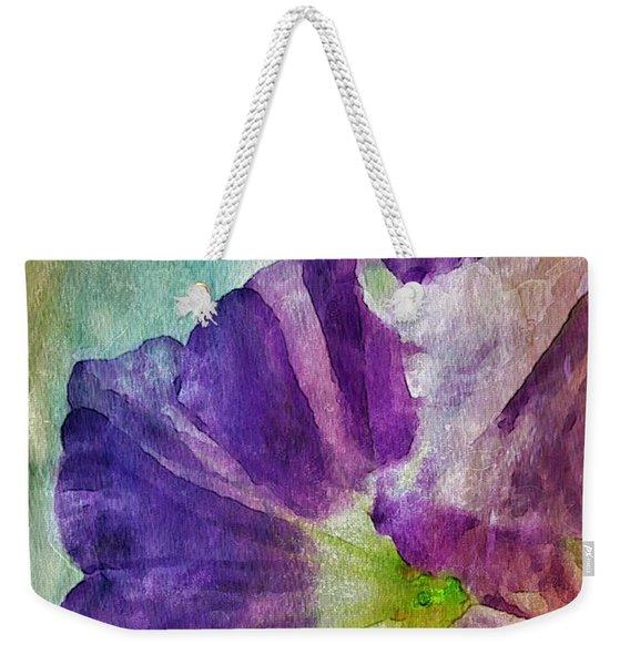 Petunia Weekender Tote Bag