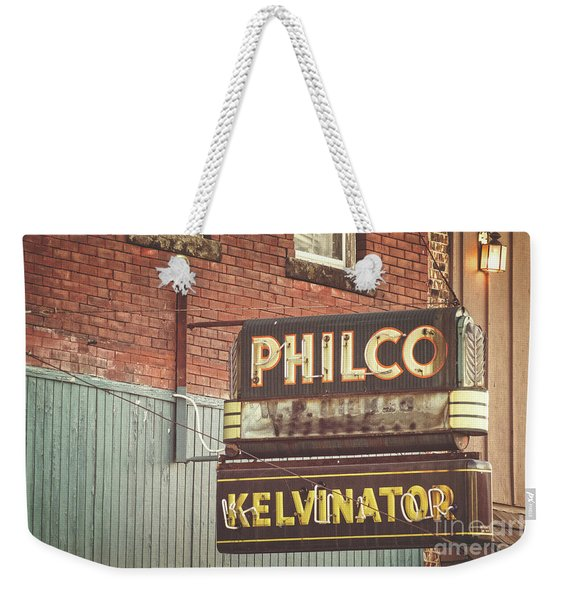 Philco - Kelvinator  Weekender Tote Bag