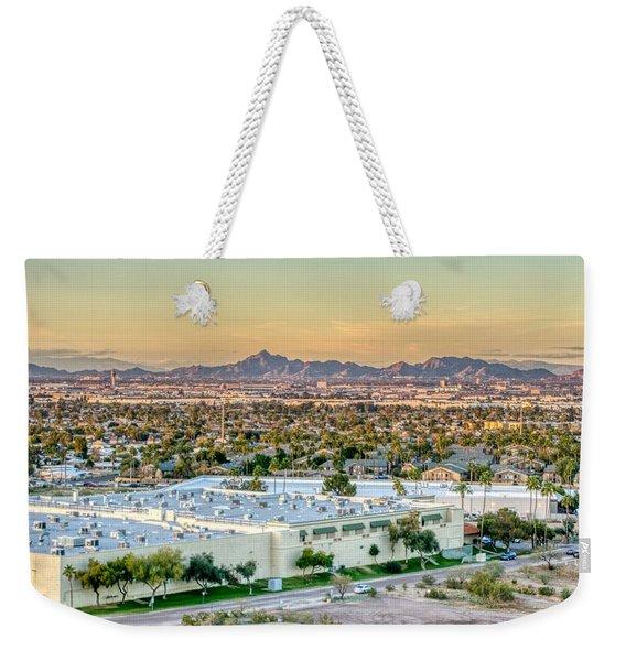 Phoenix Vibe Weekender Tote Bag