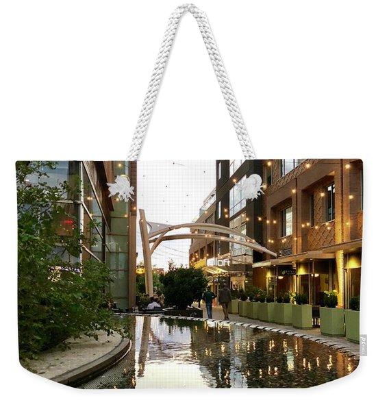 Piazza Bergamo Weekender Tote Bag