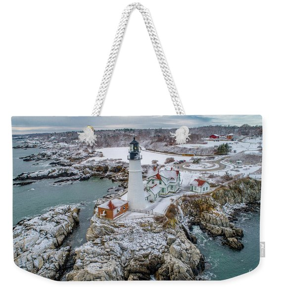 Picturesque Maine  Weekender Tote Bag