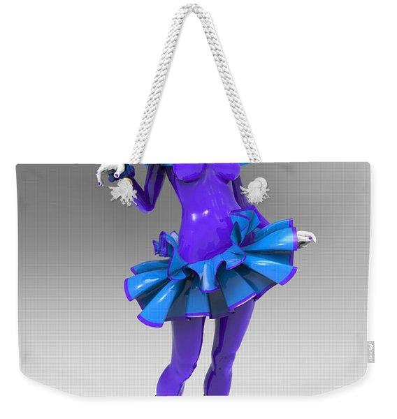 Pieerrette Vogue Weekender Tote Bag