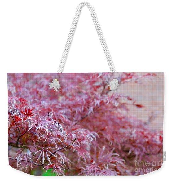 Pink Fairy Tale Weekender Tote Bag