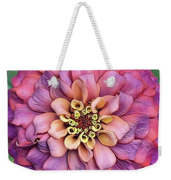 Pink Summer  Weekender Tote Bag