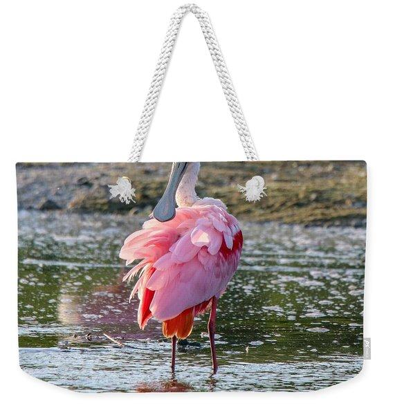 Pink Tutu Weekender Tote Bag