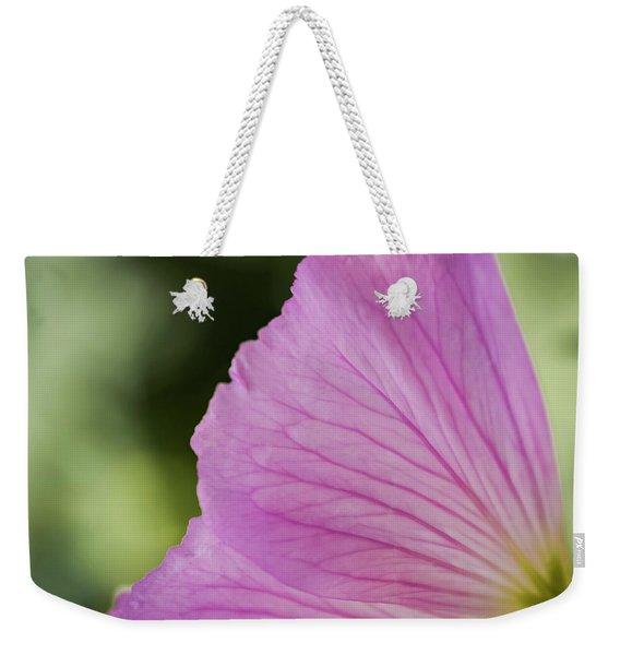 Pink Vains Weekender Tote Bag