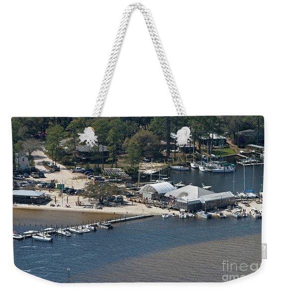 Pirates Cove - Natural Weekender Tote Bag