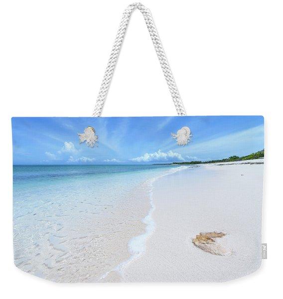 Placidity Weekender Tote Bag