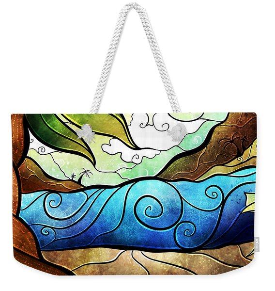 Playa Paraiso Weekender Tote Bag