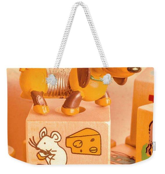 Playtime Pets Weekender Tote Bag