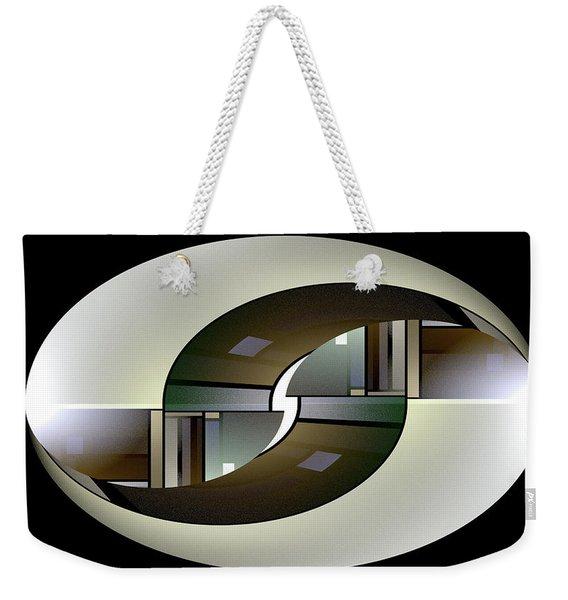 Ezra Weekender Tote Bag