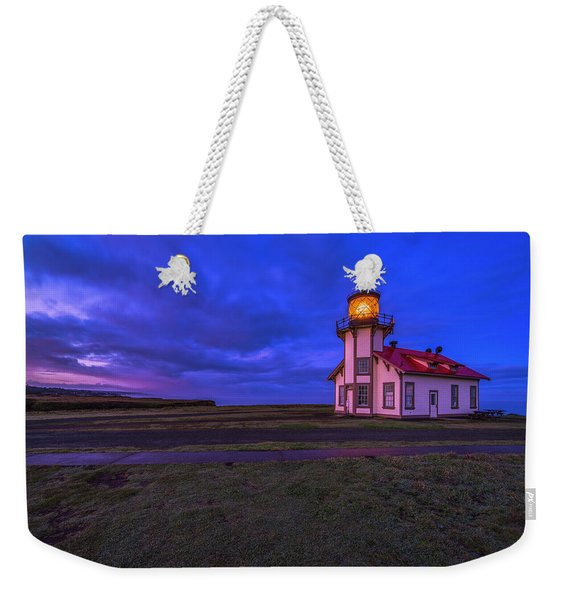 Point Cabrillo Light Station - 3 Weekender Tote Bag