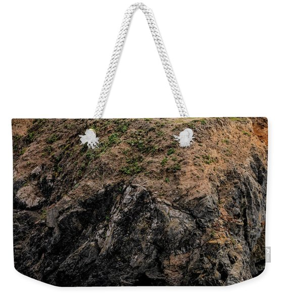 Point Cabrillo Lighthouse California Weekender Tote Bag