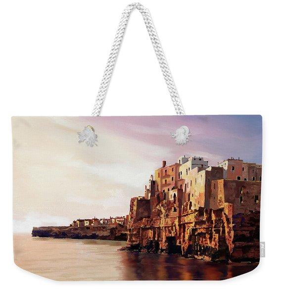 Polignano Weekender Tote Bag